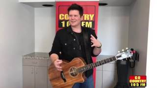 Adam Craig Performs at Go Country 105