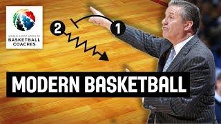 Modern Basketball - John Calipari - Basketball Fundamentals