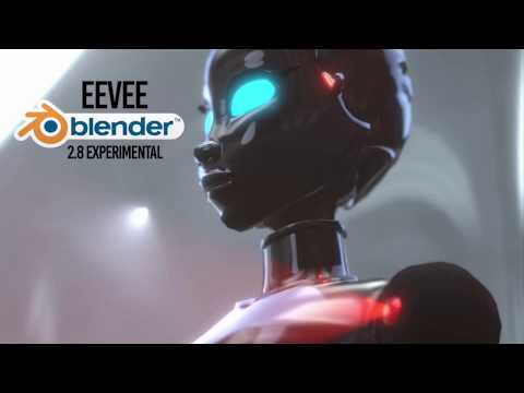 EEVEE - Blender realtime viewport workflow review | 3DCineTV