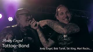 Tattoo Band (Ski King, Andy Engel, Bob Tyrrell, Mari Rocks) Zusammenfassung