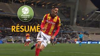 Paris FC - RC Lens ( 0-2 ) - Résumé - (PFC - RCL) / 2019-20