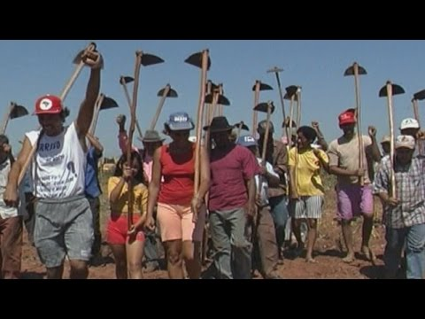 70th Anniversary - Supporting land rights in Brazil