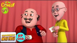 John banega don - Motu Patlu in Hindi 3D Animated cartoon series for kids  - As on Nickelodeon