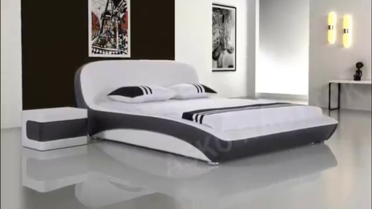 New modern bed design 2017-2018 - YouTube