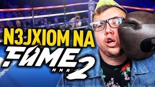 CZY TO PRAWDA ŻE WALCZĘ NA FAME MMA 2?!