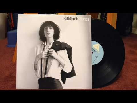 Patti Smith - Horses   Full Album