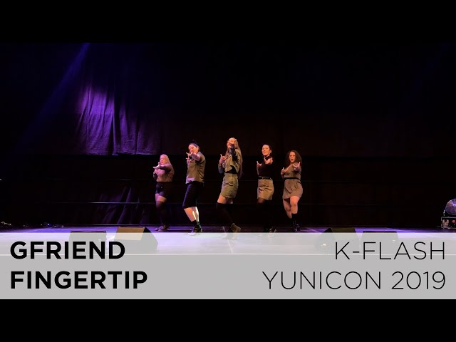 GFRIEND - Fingertip | Dance Cover:  K-FLASH @ Yunicon 2019