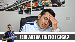 "ICARDI pubblica: ""MILANO E' SOLO NERAZZURRA"" ma ieri sera aveva finito i giga? thumbnail"