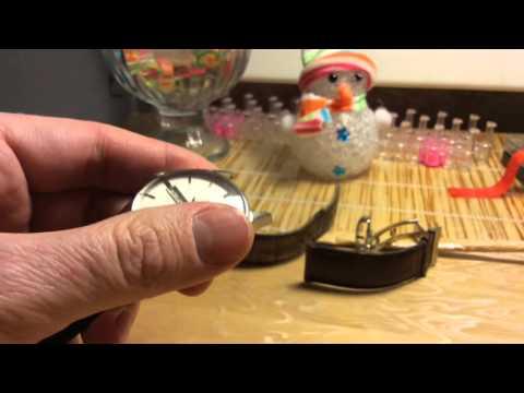 how to replace Band Tissot Visodate T019430 Leather watchband strap как заменить ремешок