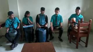 Aransemen Perpaduan Alat musik dan Paduan suara