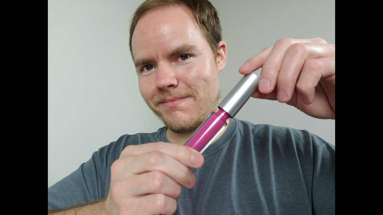 ASMR Makeup Roleplay: Lip Gloss & Camera Brushing