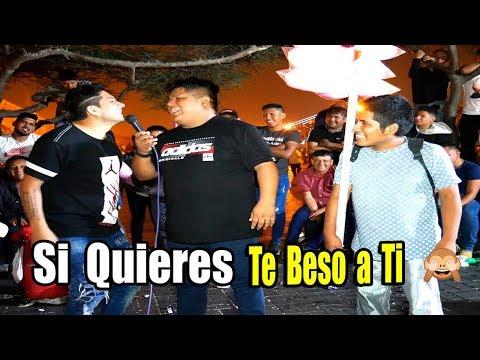 Si Quieres Te Beso A Ti ... Jajajaja ... Me Da RISA😄 - COMICOS AMBULANTES 2019