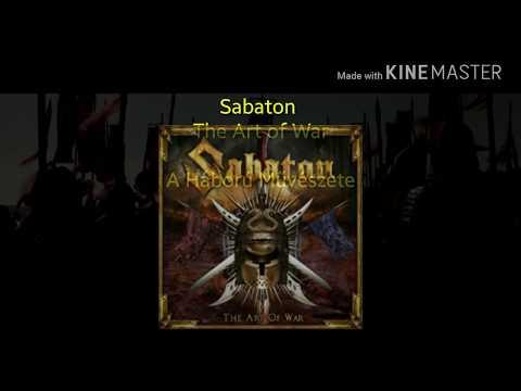 Sabaton-The Art of War (English/Magyar) [HD]