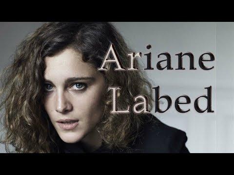 Автограф Арианы Лабед (Ariane Labed)