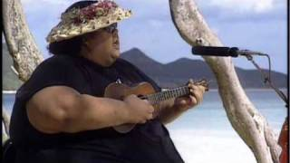 "OFFICIAL Israel ""IZ"" Kamakawiwoʻole - White Sandy Beach Video"