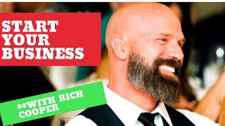 Start Your Own Business & Escape The Corporate GRIND - Rich Cooper (Entreprenuers in Cars)