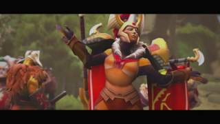 The Ward (TI7 Short Film Contest - 3rd Place winner)