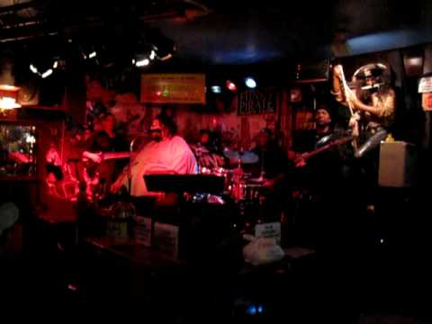 Live Music at the Funky Pirate, Bourbon Street New Orleans