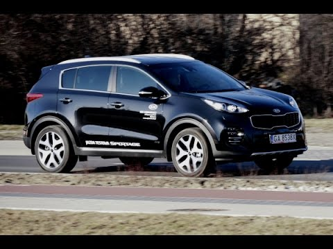 kia sportage 2 0 crdi gt line pierwsza jazda moto youtube. Black Bedroom Furniture Sets. Home Design Ideas