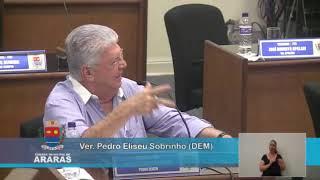 42ª Sessão Ordinária - Câmara Municipal de Araras