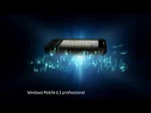 Samsung i900 Omnia TV Spot