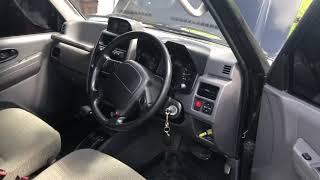Честный обзор Mitsubishi Pajero Junior