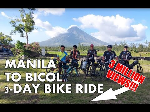 Download MANILA TO BICOL 3-Day Bike Ride