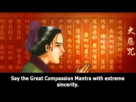 Kinh Đại Bi Tâm Đà la ni - Phật Pháp Vô Biên