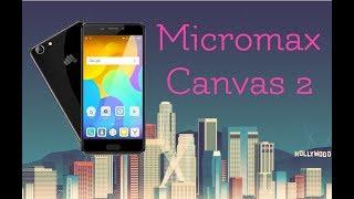 Обзор Micromax Canvas 2 Q4310