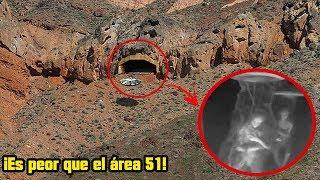 Existe una Base más Horrible que el Área 51 (Tiene Criaturas Mitad Extraterrestre y Humano)