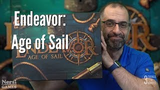 3 Things in 3 Minutes 32 - Endeavor Age of Sail