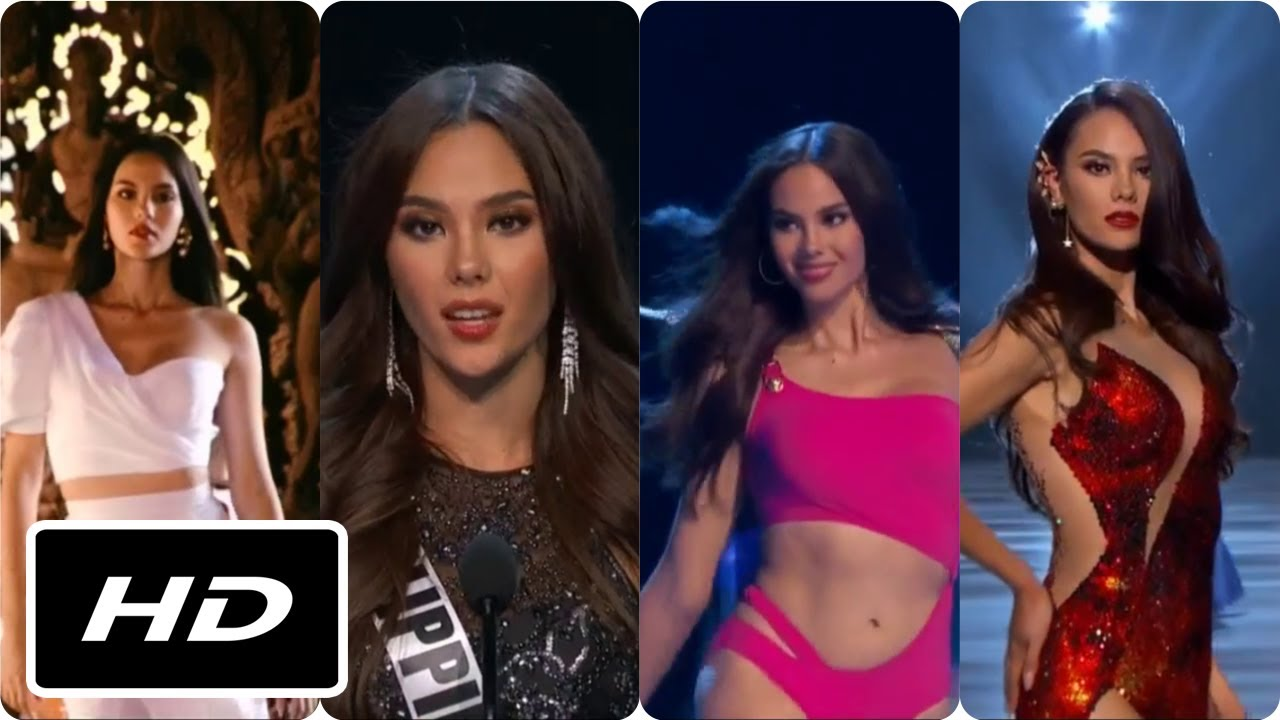 Download Catriona Gray - Full Performance - Miss Universe 2018