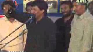 Zakir Ghulam Abbas Ratan Majlis 1  Ashra muharam  2014 2kota Azadari Punjab Pakistan