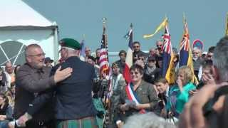 Piper Bill Statue Unveiling 8th June 2013