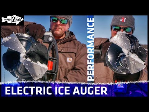Why Electric Ice Augers Are The Best Buy