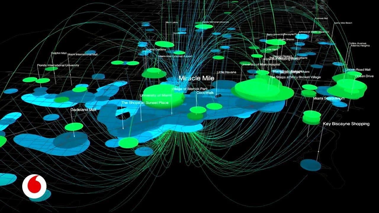 Big data de las redes sociales para predecir el comportamiento ciudadano