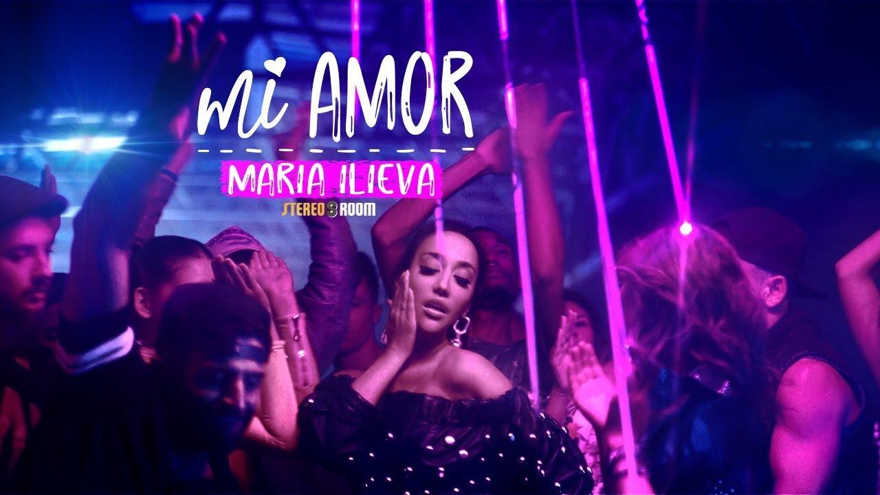 Maria Ilieva - Mi Amor [Official HD Video]