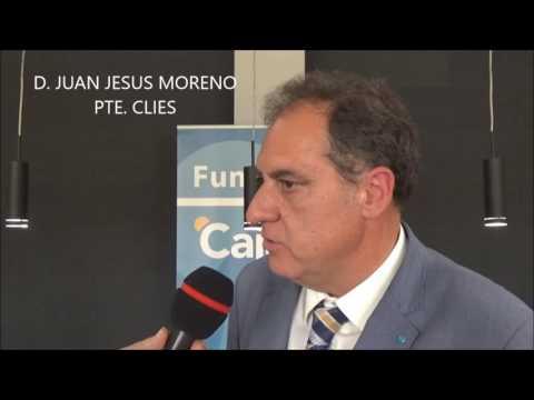 CANAL SEVILLA RADIO , FUNDACION CAJASOL , CONFERENCIA - CLIES,  D.JUAN JESUS MORENO