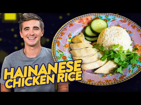 How to make Hainanese Chicken • CLICKPLATE