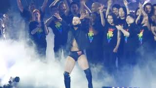 Finn Balor Wrestlemania 34 Entrance, 4/8/18
