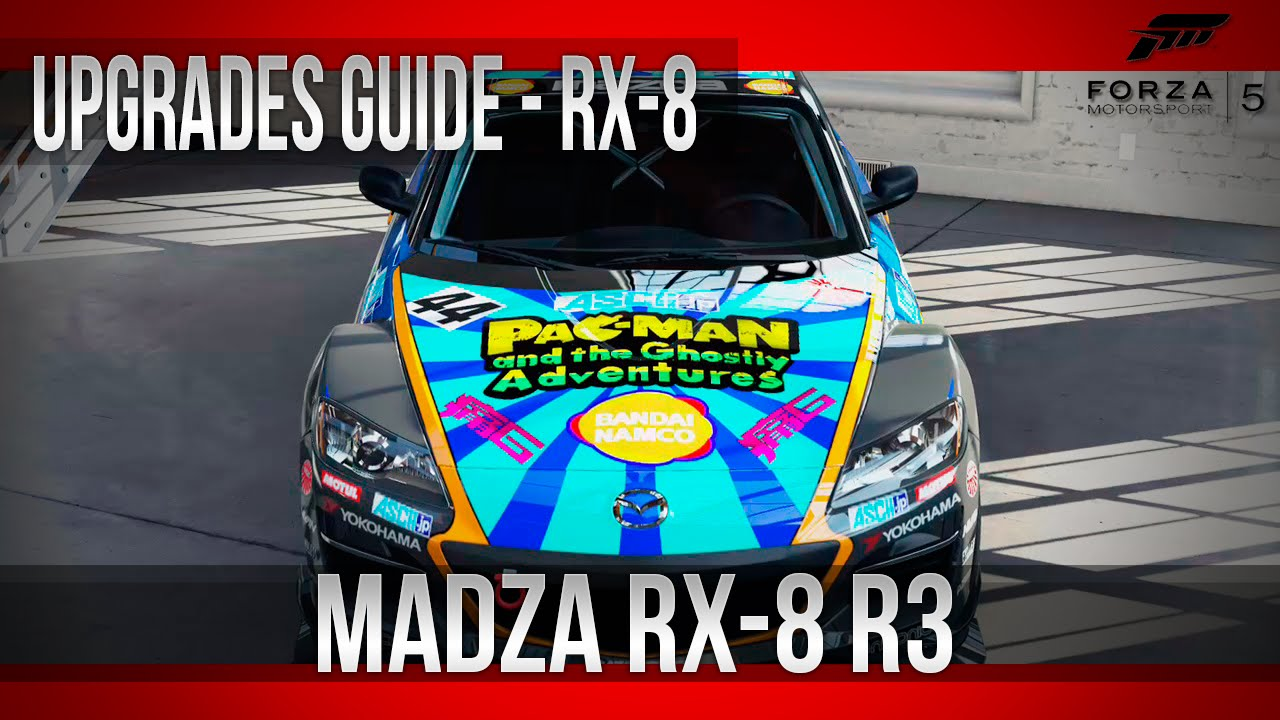 Forza Motorsport 5 Upgrades Guide How I Build My Racing Cars
