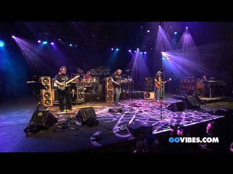 """Dark Star Orchestra performs """"Shakedown Street"""" at Gathering of the Vibes Music Festival 2014"""