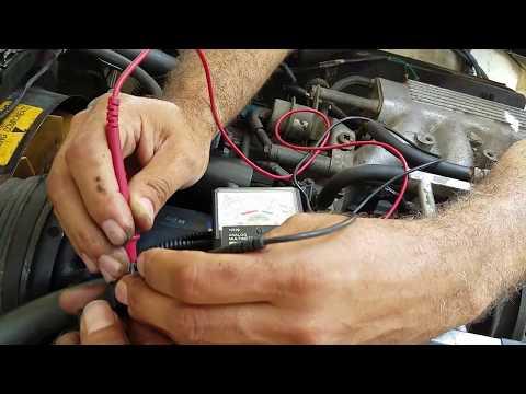 1990 Jaguar XJS Marelli ignition TDC and Fuel Injectors not firing on