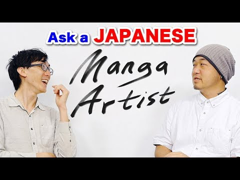 Japanese Art School?|Ask a Manga Artist