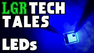 The Story of Blue LEDs: Inventing the Future [LGR Tech Tales]