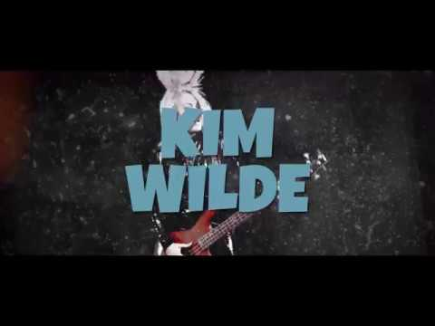 """Kim Wilde """"Here Come The Aliens"""" - Out now!"""