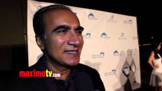 """GLEE Iqbal Theba Interview at Pacific Symphony's """"Valentine's Day with Kenny G"""" Event"""