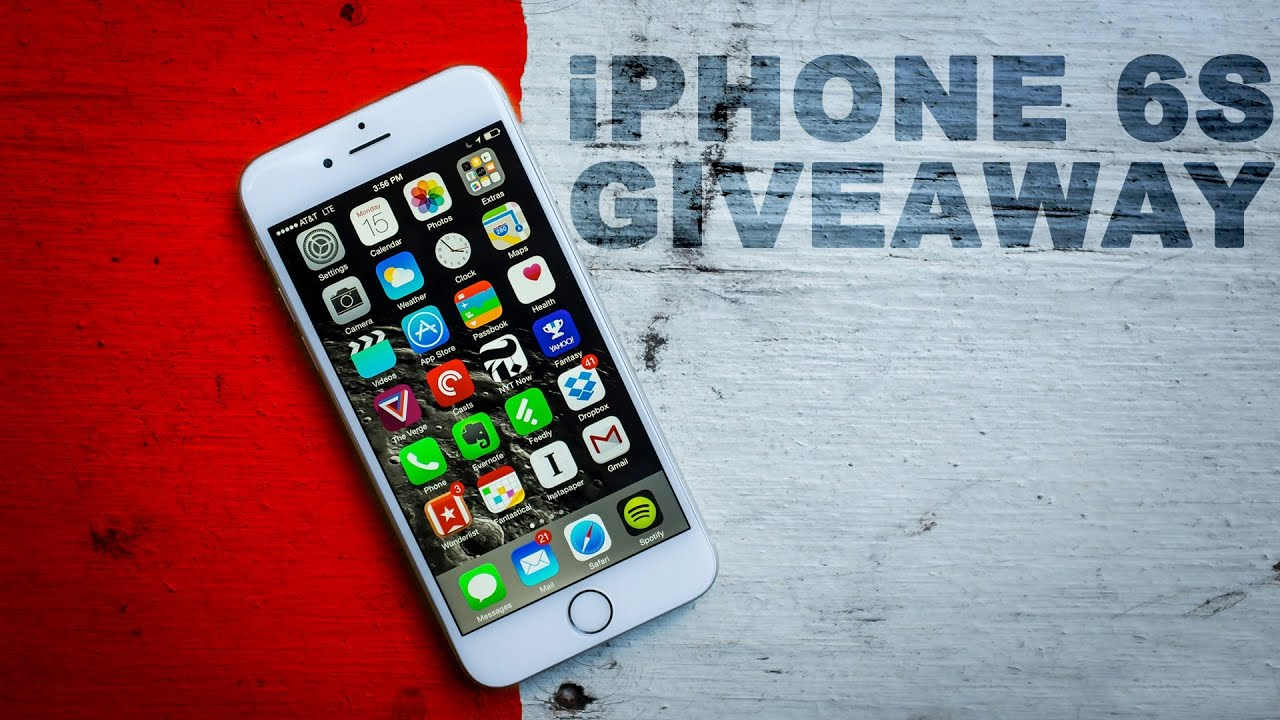 apple iphone contest apple iphone 6s giveaway closed 7503