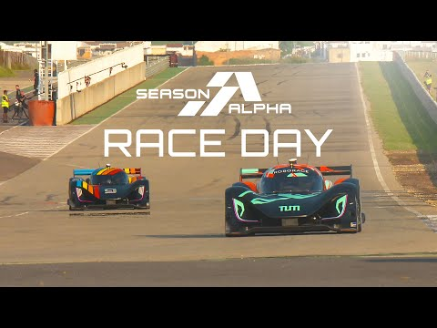 FIRST-EVER Autonomous Race  | Monteblanco Episode 03 | Roborace