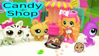 Out Of Candy - Kawaii Crush Doll & Littlest Pet Shop LPS Toys Play Video , Cookieswirlc(Kawaii Crush doll Mandy Candy has run out of candy at her candy shop! Oh no! That is wonderful that a sweet Littlest Pet Shop agrees to watch over the shop for ..., 2016-07-05T02:27:55.000Z)